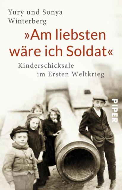 """Yury und Sonya Winterberg: """"Am liebsten wäre ich Soldat"""" UNGELESEN"""
