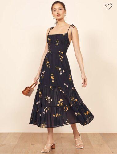 reformation Kealy dress Size 4