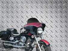 "1999 - 2009 Yamaha Road Star 1600 / 1700 Batwing Fairing - 6""x9"" Speaker Cut Out"