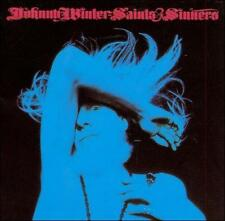 Saints & Sinners by Johnny Winter (CD, Legacy)