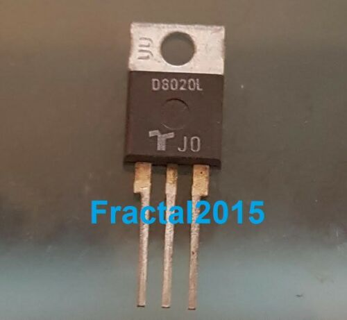 1Pcs D8020L Redresseur To-220