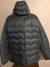 New Big and Tall Nike Jordan Down Puffer Coat Jacket Gray 3XL 3X XXXL Jumpman