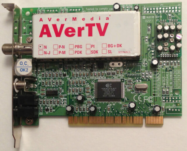 Drivers Update: AverMedia AVerTV