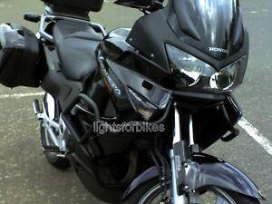 Schwarze-Front-Blinker-Honda-Varadero-XL-1000-V-XL1000-SD02-smoked-signals