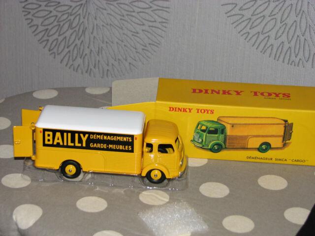 Boite neuve Dinky Toys  SIMCA CARGO BAILLY réf 33AN