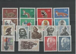 Germany-Berlin-vintage-yearset-Yearset-1967-Mint-MNH-complete-More-Sh-Shop