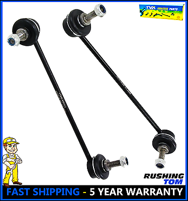 2 front sway bar end link kit left & right kit for bmw 5 series e39 | ebay  ebay
