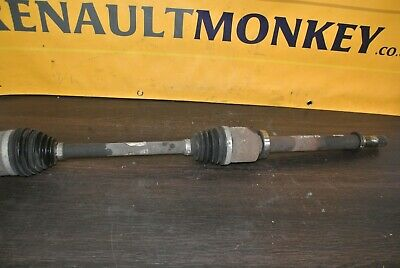 RENAULT SCENIC MK3 1.5 DCI 2009-2014  DRIVERS SIDE DRIVE SHAFT 8200725502