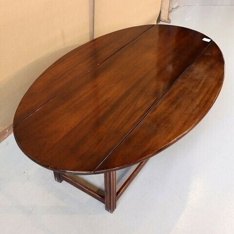 Sofabord, mahogni
