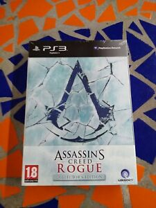 Assassin-039-s-Creed-Rogue-Collector-039-s-Edition-PAL-PS3-European-Version