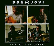 Bon Jovi It's my life 2003 [Maxi-CD]