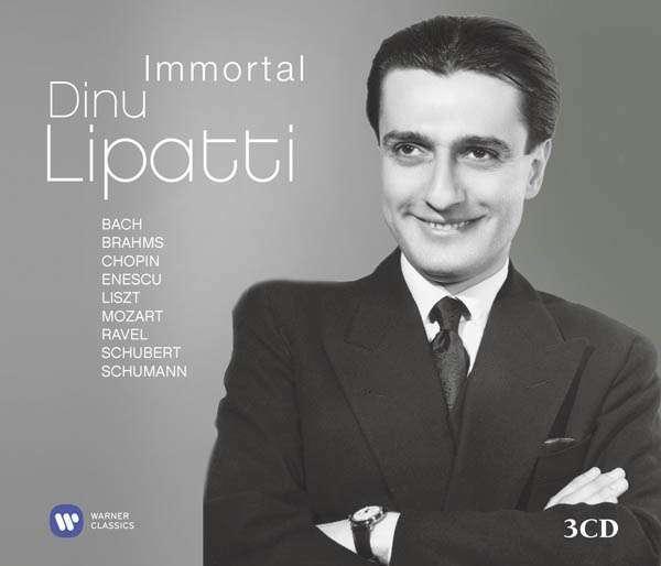 Dinu Lipatti - Immortal Dinu Lipatti Neuf CD