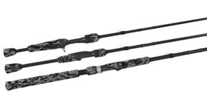 "NEW Samaki Zing Gen II 6'10/"" 6102SXL 2-6 lb 2 piece Graphite Fishing Rod Spin"