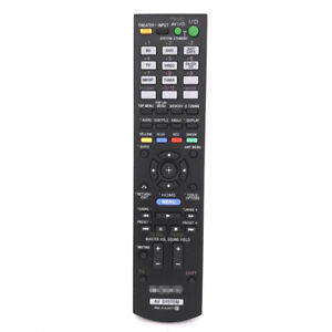 New Genuine RM-AAU071 For Sony Audio/Video AV Receiver Remote Control HTCT150
