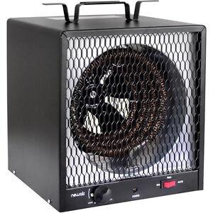 Heavy Duty 5300w Electric Garage Heater Commercial Utility Workshop Shed Heat Ebay