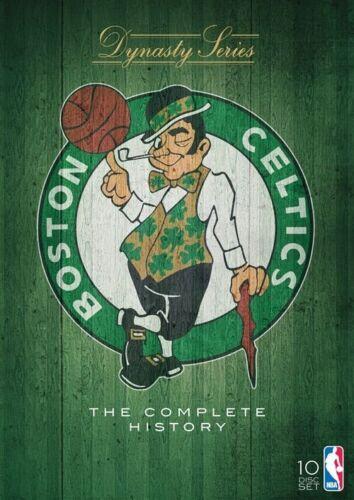 1 of 1 - NBA - Dynasty Series - Boston Celtics (DVD, 2014, 10-Disc Set), NEW REGION 4