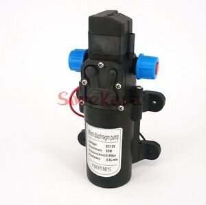 12v dc 80w micro diaphragm pump self priming with automatic pressure image is loading 12v dc 80w micro diaphragm pump self priming ccuart Gallery