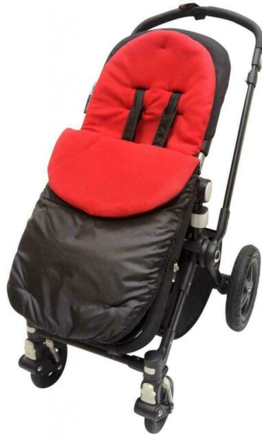 Grey FYLO Deluxe Footmuff//Cosy Toes Compatible with Venicci Travel System