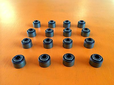 DNJ Viton Valve Stem Seals VSS1142 for 92-03 Chrysler Jeep V8 5.2L 5.9L 318 360 OHV 16V Magnum