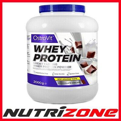 Der GüNstigste Preis Ostrovit Wpc Whey Protein Complex Muscle Mass Gainer Powder Great Source Of Bcaa Spezieller Kauf