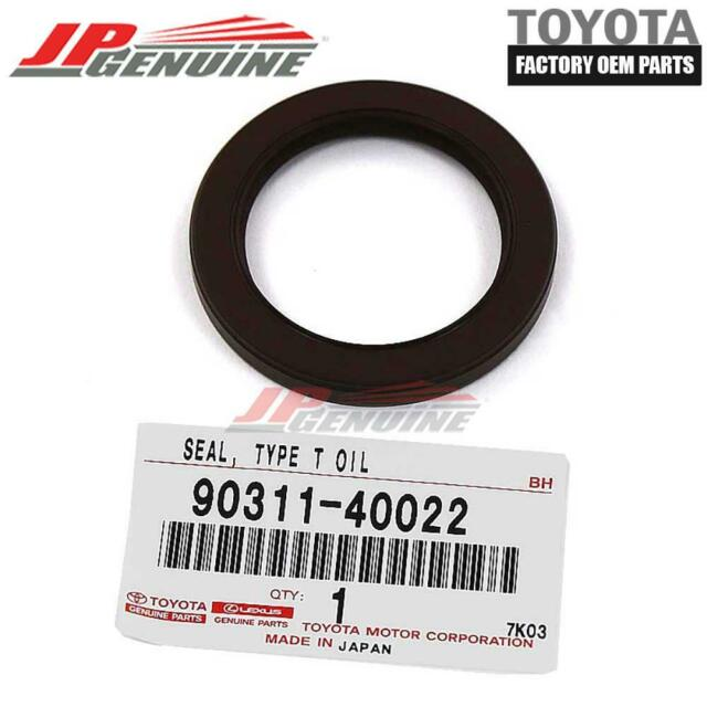 Genuine Toyota 90311-A0001 Type-T Crankshaft Oil Seal