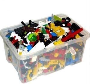1 Kg Lego Environ 700 Pièces Articles Au Kilo Parties Spéciales Pierres Plaques