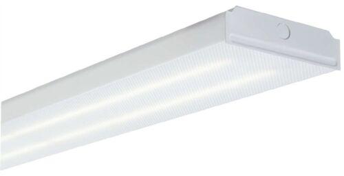 T8 Prismatic Lens COOPER APW-GPW232 All-Pro 2-Lamp 4/' Wraparound 32W