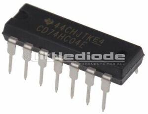 Texas-Instruments-CD74HC04E-Hex-CMOS-Inverter-2-6-V-14-Pin-PDIP