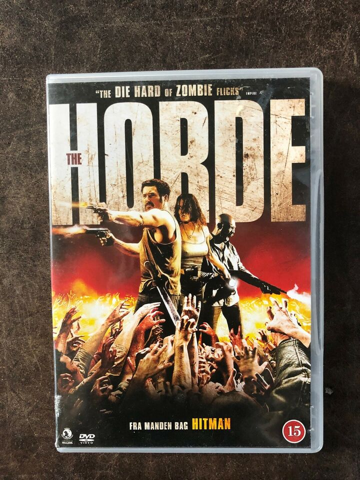 Horde, DVD, gyser