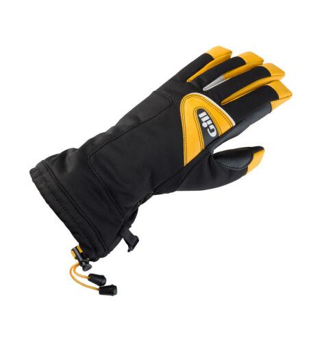 Schwarz Bootsport Gill Helmsman Segelhandschuhe 2018 Handschuhe