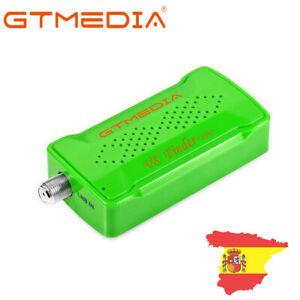 V8 Satfinder GTMedia DVB-S/S2 FTA Bluetooth Satellite Finder Andriod/IOS Control