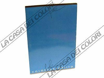 Sincero Top Quality - 1 Quaderno A4 - Rigo 1r (riga 1 Cm Senza Margine)