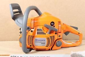 Used-Husqvarna-450E-II-E-Series-Gas-Powered-X-Cut-20-034-Bar-Chainsaw-SDP526