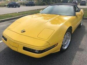 1992-Chevrolet-Corvette-Base-2dr-Convertible