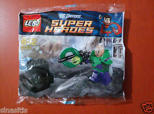 Lego Lex Luthor Figure 30164 DC UNIVERSE SUPER HEROES original genuine