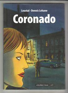 Coronado Softcover Comic von Loustal / Dennis Lehane in Topzustand !!!