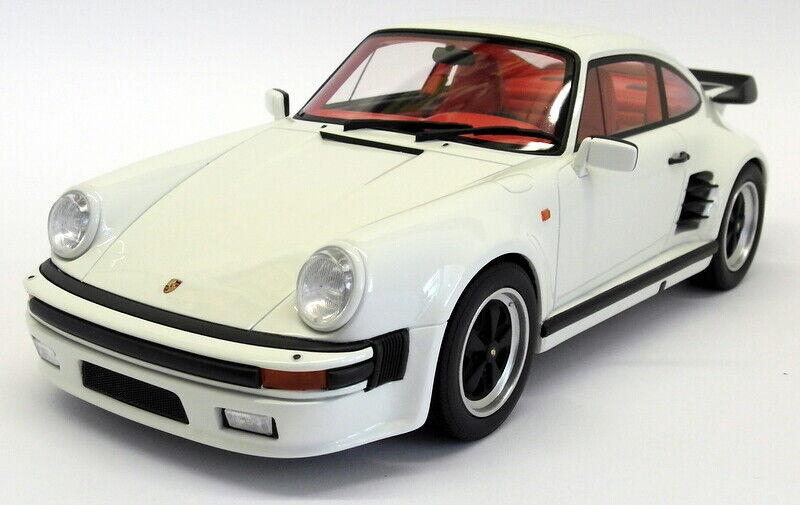 1:18 GT Spirit Porsche 911 930 Turbo S black NEW bei PREMIUM-MODELCARS