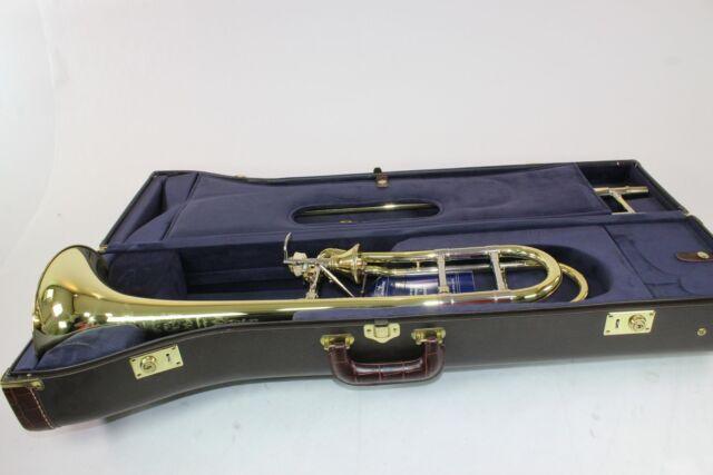 Bach Stradivarius Artisan A47I Professional Trombone Infinity Valve GORGEOUS