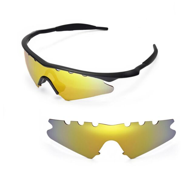1725505c44 WL Polarized 24k Gold Vented Replacement Lenses for Oakley M Frame Sweep.  +.  17.99Brand New. Free Shipping