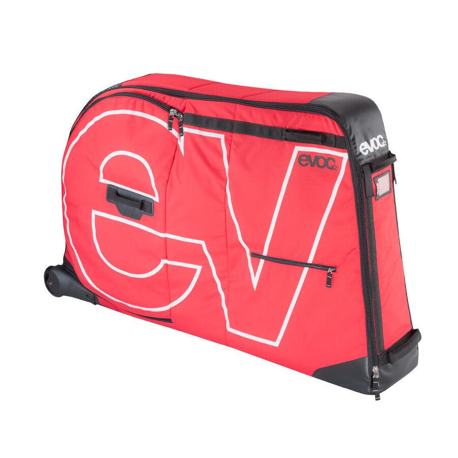 EVOC Travel Bag Bike Transporttasche Rot jetzt um 349.- Aktion inkl. Versand