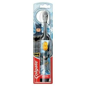 Colgate-Ninos-Batman-Extra-Suave-Cepillo-de-dientes-electrico-Impreso-Ninos-6-1-PC
