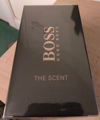 Hugo Boss The Scent Cologne by Hugo Boss For Men 1.6 OZ 50 ML Sealed Free Ship
