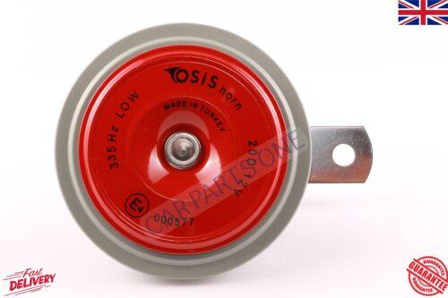 High Tone Horn 12V 12 Volt 20D 56 X 91mm 335 Hz DISC TYPE UNIVERSAL