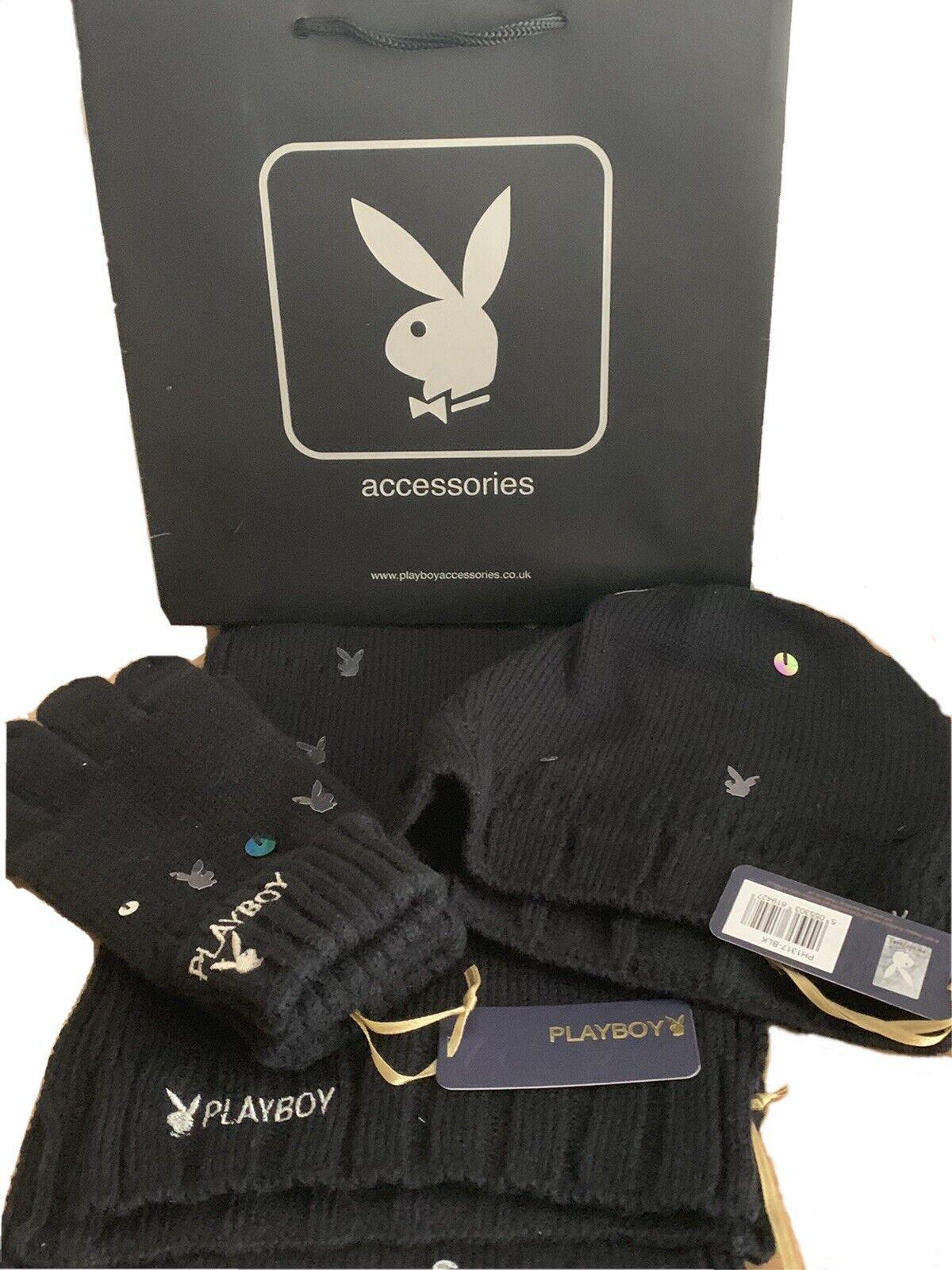 Playboy Womens Gift Set Ideal Birthday/Valentines Gift