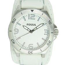Fossil Herren Uhr Armbanduhr Leder BQ1168
