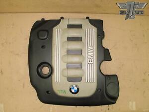 09-11 BMW E90 335D M57N2 DIESEL ENGINE MOTOR COVER TRIM 7800572 OEM