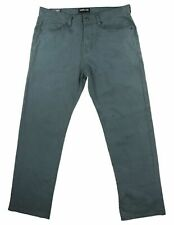 "Navy Jeans Bedford Cord Standard Fit Straight Leg Stretch Mid Rise 30/""W Kirkland"