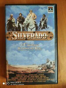 SILVERADO-VHS-RCA-COLUMBIA-PICTURES
