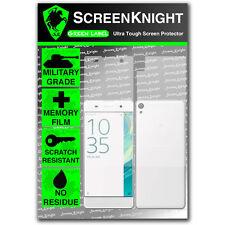 ScreenKnight Sony Xperia XA FULL BODY SCREEN PROTECTOR invisible military shield