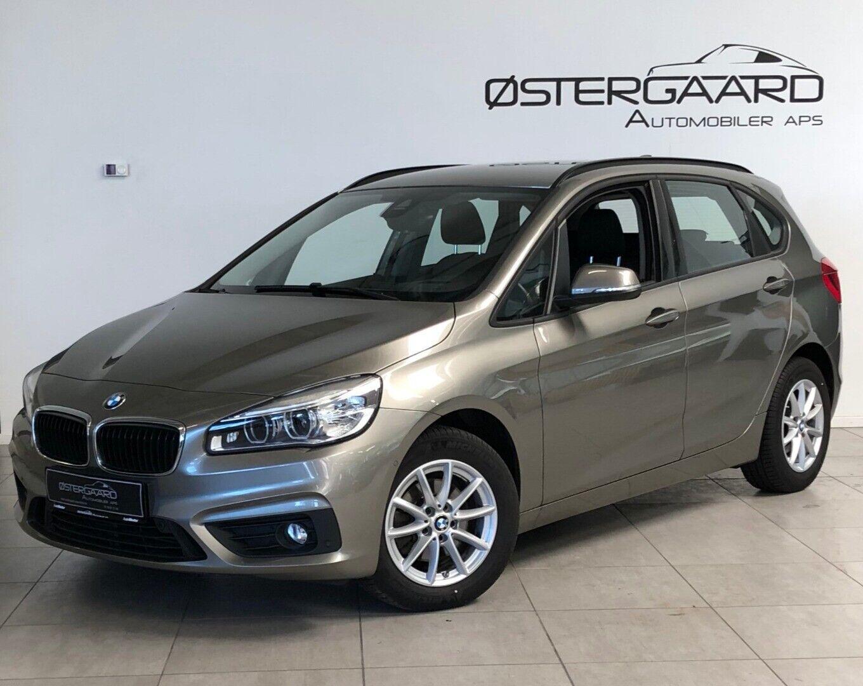 BMW 218d 2,0 Active Tourer Advantage aut. 5d - 269.900 kr.